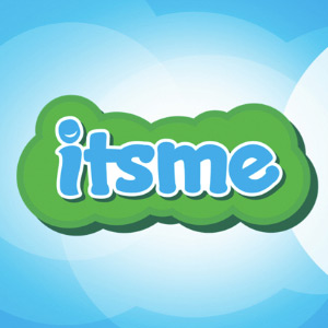 Brand identity and collateral design for Itsme